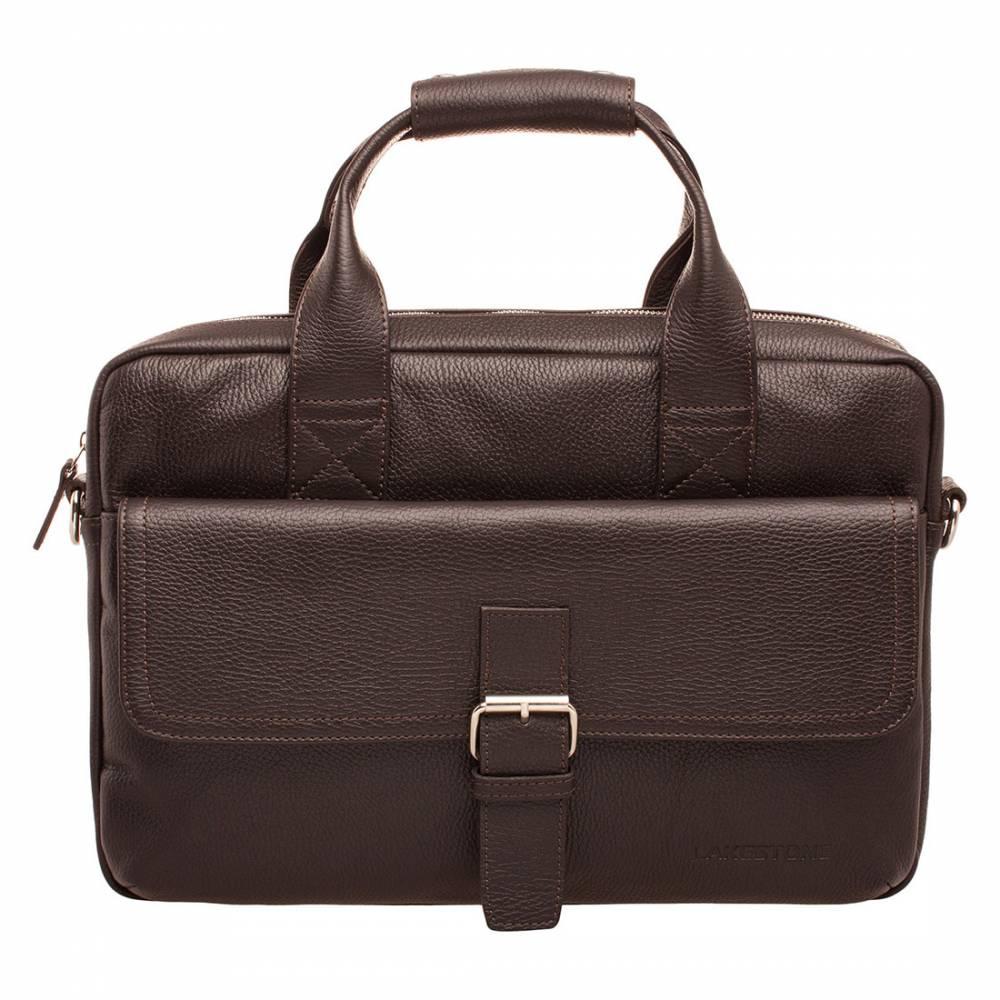 Деловая сумка Turner Brown&amp;lt;p&amp;gt;Очень надежная, невероятно стильная и качественная деловая сумка для ведения бизнеса. Этот аксессуар обязательно заслуживает Вашего внимания, ведь аналогов на рынке найти практически невозможно. Дизайн изделия нарочито прост, но это лишь придает солидности. Ведь не может мужская сумка быть крикливой и вычурной. Элегантная застежка переднего кармана придает сумке некоторое сходство с портфелем. Изделие очень устойчивое, дополнено плечевым ремнем и мягкими ручками, поэтому пользоваться им - одно удовольствие.&amp;amp;nbsp;&amp;lt;/p&amp;gt;<br>