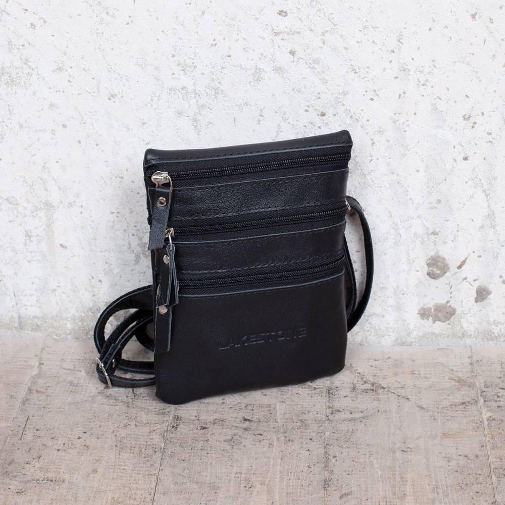 Небольшая сумка через плечо Wesley Black