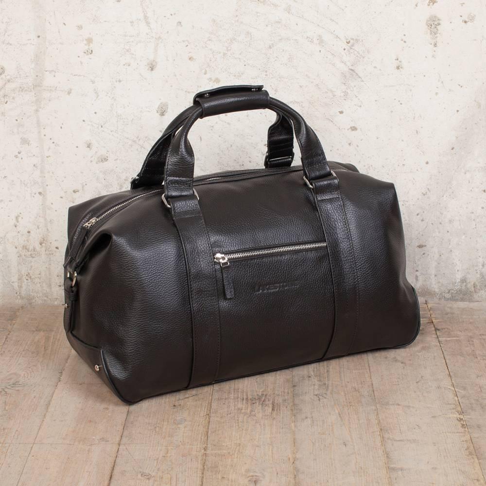 Дорожно-спортивная сумка Woodstock Black