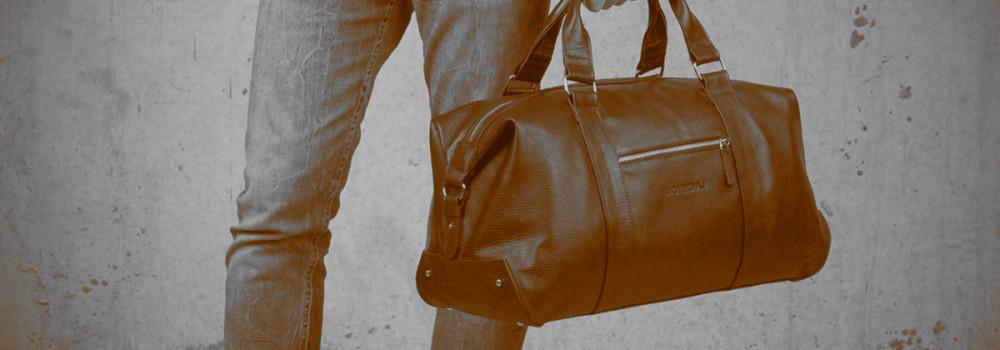 Мужские сумки 2018: основные модные тенденции