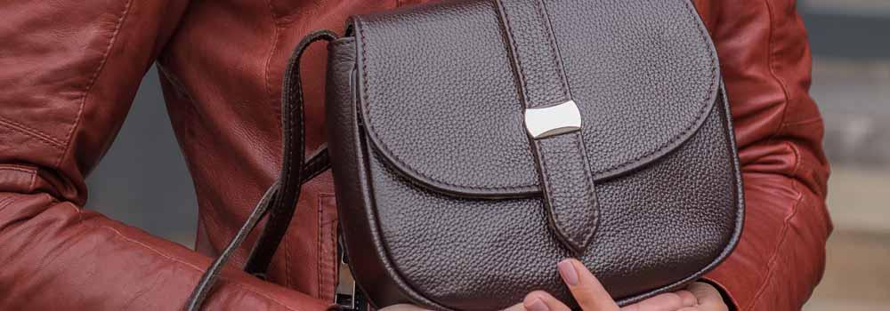 Выбираем повседневную сумку - почему кожа лучше кожзама