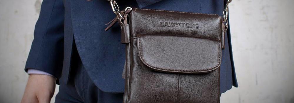 Значимый и практичный подарок на Рождество для мужчины - сумка